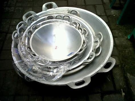 Wajan Pemanggang Roti jual wajan masak aluminium harga murah surabaya oleh ud