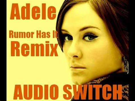 adele rumour has it download d djx jkdk videolike