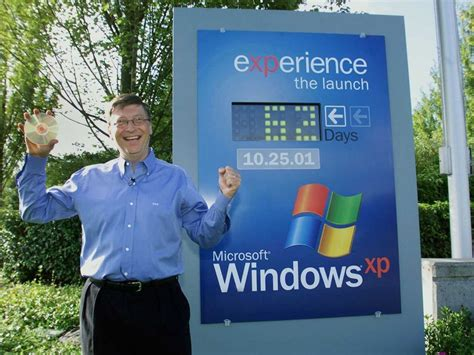 Windows Vista Launch Bill Gates Speech 4 The One Where We Find Out What It Actually Does by Today Is The End Of An Era For Microsoft Windows Xp Is