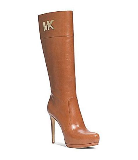 michael michael kors hayley boots dillards the