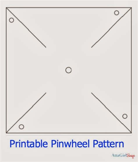 printable pinwheel template 5 last minute ornaments to make with your family