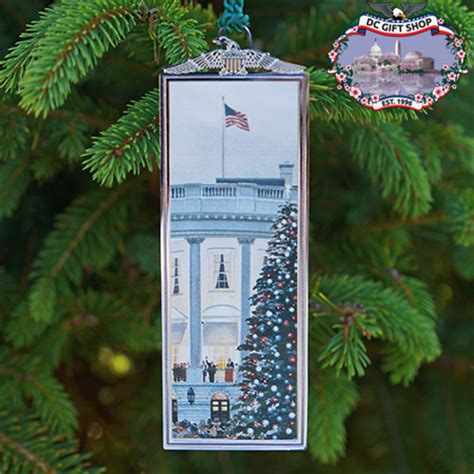 white house christmas tree ornaments white house christmas tree lighting bookmark ornament
