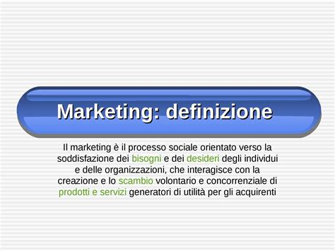 dispensa marketing marketing tribale dispense