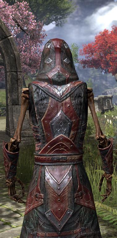 elder scrolls  cadaverous assassin eso fashion