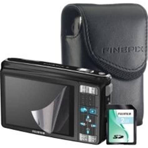 fuji accessories fujifilm accessory kit for finepix z70 black