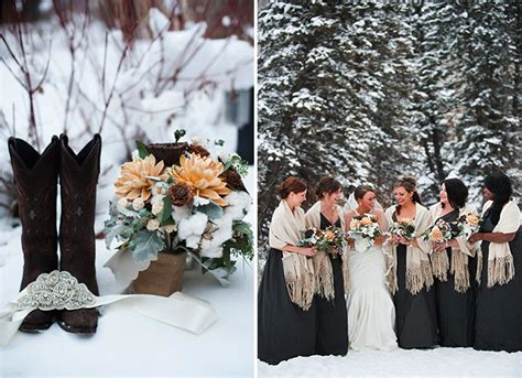 Winter Wedding Ideas by Winter Wedding Ideas Getting Married During The Holidays