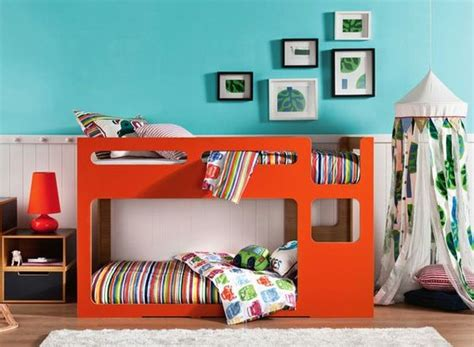 a modern low to the ground bunk bed we ve found it