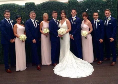 Wedding Attire To Hire by Mr Neville 2015 The Groom And 2 Ushers Are Wearing Royal