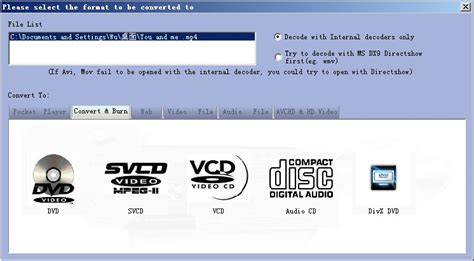 format dvd en divx how to convert dvd to divx with total video converter