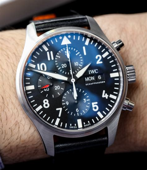 best iwc watches iwc pilot s chronograph 3777 timepieces for 2016