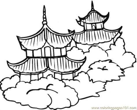 china map coloring pages