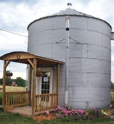 grain bin houses from grain bin to bed and breakfast
