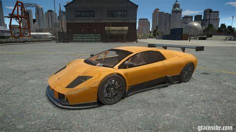 Lamborghini Murcielago Rgt Gta 4 Lamborghini Murcielago Rgt Grid Mod Gtainside