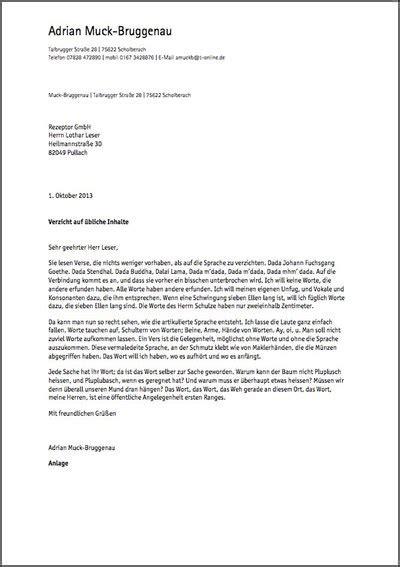 Beschwerdebrief Englisch Einen Brief Schreiben Englisch