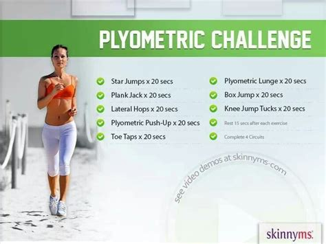12 best images about plyometric on