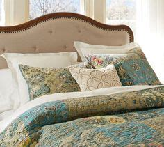 Neena Patchwork Quilt Sham by Pottery Barn S Colette Paisley Bedding Is One Of A With Its Inspired Look And Its