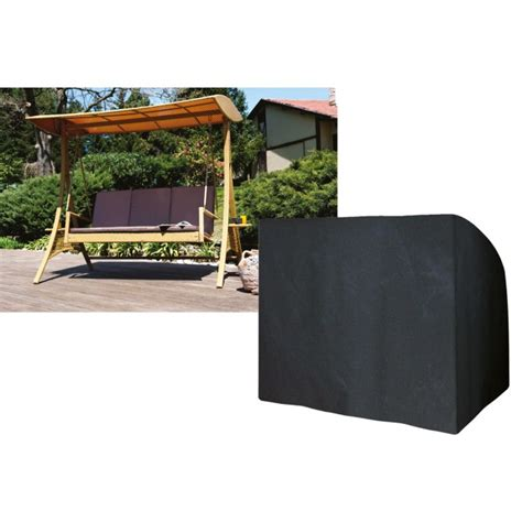 3 seater swing cover 3 4 seater swing seat cover black