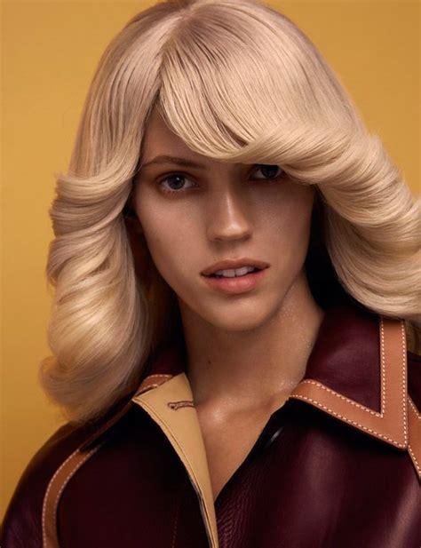 22 best Farrah Hair images on Pinterest   Hair dos, Vintage hair and Vintage hairstyles