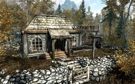 Cottage Translate heartwood cottage translation at skyrim nexus mods and community