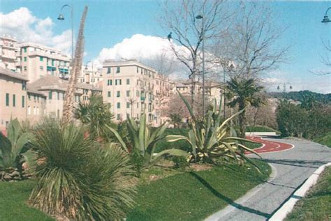 ufficio pra genova inaugurazione rinnovato parco dapelo a pr 224 comune di
