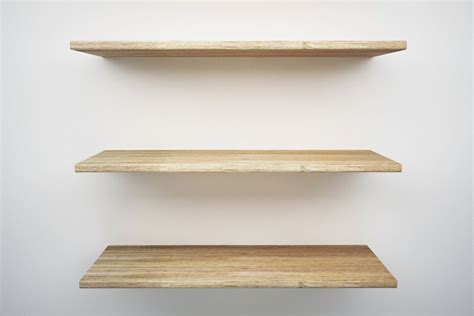 shelves     upcycled materials