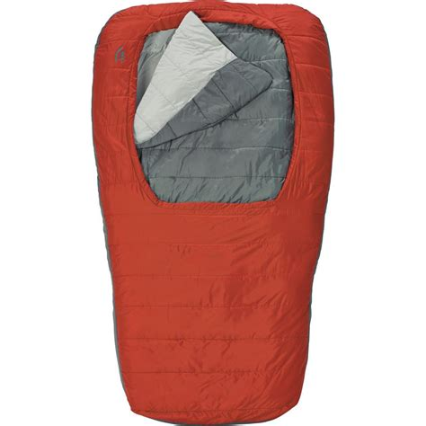 sleeping bag bed sierra designs backcountry bed duo syn sleeping bag