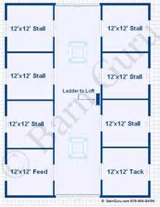 Horse Stall Floor Plans plans 6 stall horse barn design floor plan on horse stall floor plans