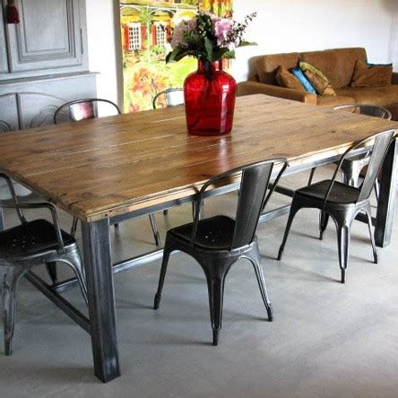tolix table and chairs dining table and tolix chairs
