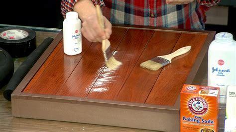 Use baby powder to fix a creaky floor   TODAY.com