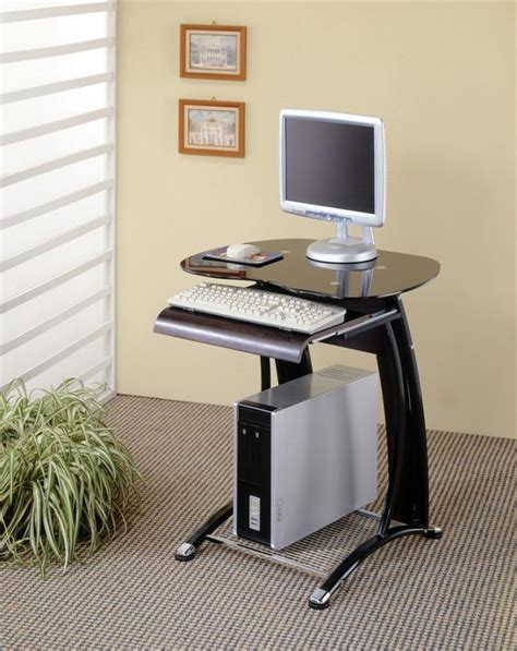 computer table ideas smart choice of small slim computer desk homesfeed