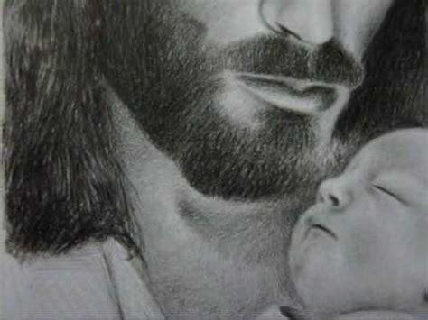 imagenes de jesucristo para dibujar a lapiz dibujo de jesus draw christmas youtube
