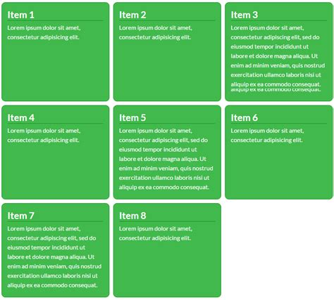 flexbox layout exles using bootstrap 4 flexbox designmodo