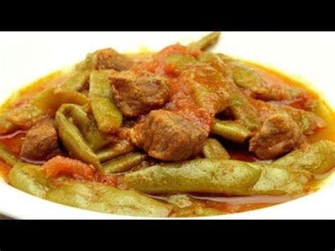 etli taze fasulye yemegi etli patates yemegi etli yemek tarifleri etli taze fasulye tarifi fasulye yemeği nasıl yapılır