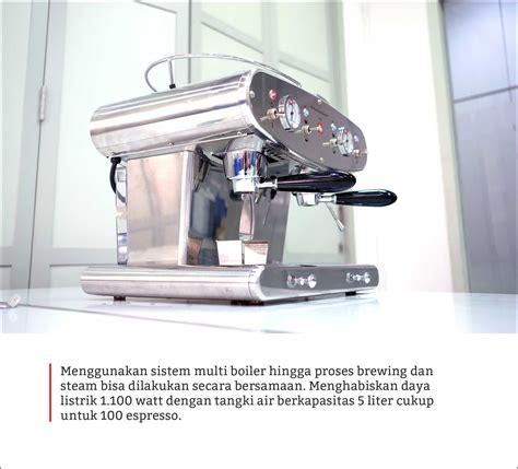 Mesin Kopi Standar francisfrancis mesin kopi tanpa barista cikopi