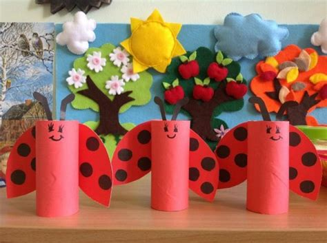 Paper Crafts For Children - s day crafts for 17 easy toilet paper