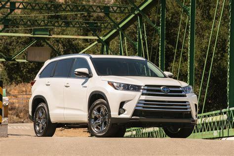 Toyota Highlander Limited Platinum 2017 Toyota Highlander Safety Review And Crash Test