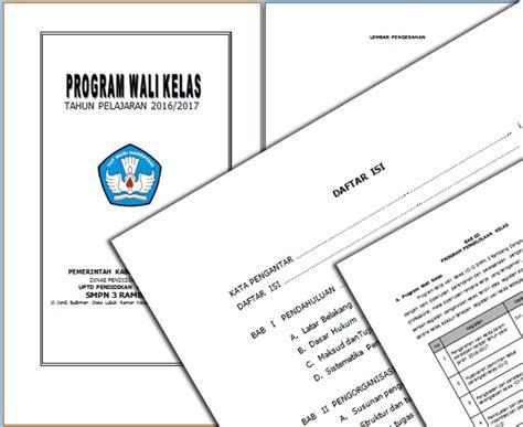 format laporan wali kelas contoh laporan ziarah wali contoh now