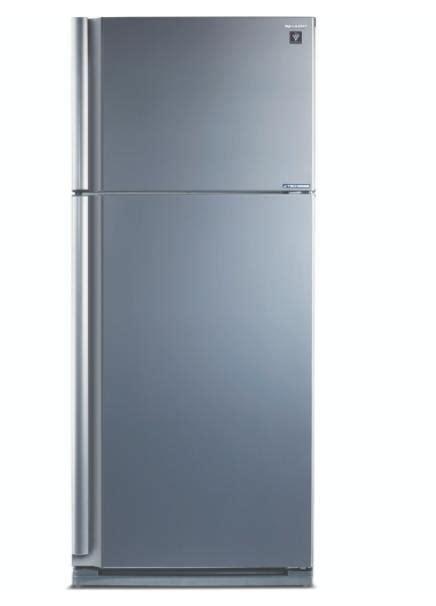 Harga Freezer Merk Sharp harga kulkas 2 pintu merk sharp daftar harga terbaru