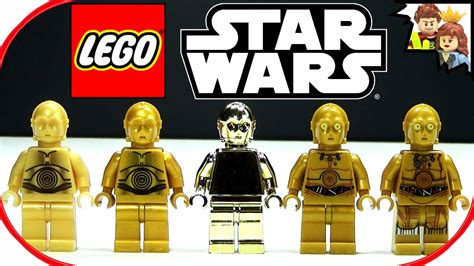 C3po Arm Minifigure Starwars lego wars c 3po minifigure collection