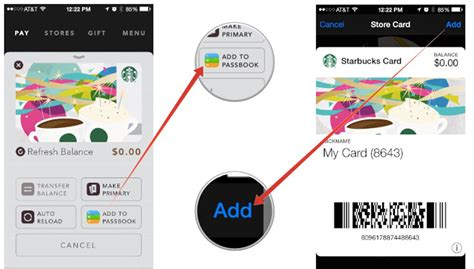 Add Gift Card To Passbook - how to add delete and rearrange cards in wallet on iphone imore