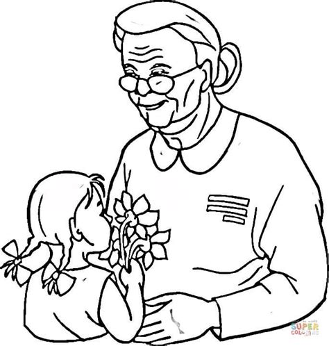 easy coloring pages for seniors 91 easy coloring pages for seniors vector of a