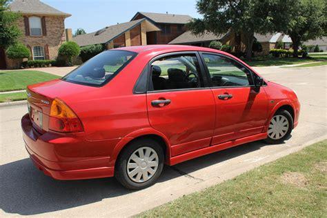 Suzuki Airio 2003 Suzuki Aerio Pictures Cargurus