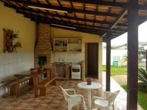 Area Casa by Cozinha Externa Churrasqueira Pesquisa