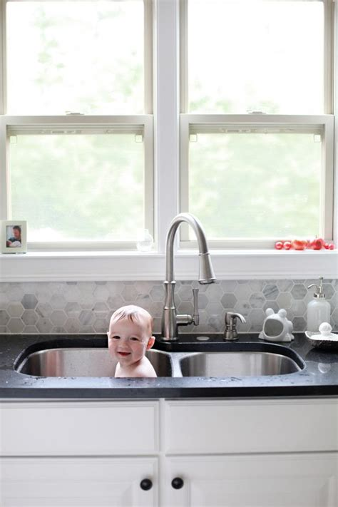 Who Invented The Kitchen Sink That Sinking Feeling Bower Power