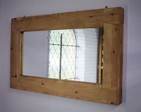 Handmade Wooden Mirrors - 1000 images about wood frame mirrors handmade by marc