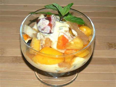 fruit d afrique recettes de salade de fruits de cuisine d afrique