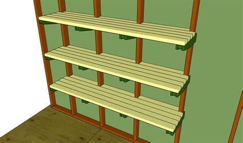 woodwork wood storage shelves plans   plans