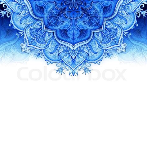 wallpaper tribal biru retro vintage wedding greeting card blue background card