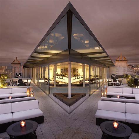 top london hotel bars best rooftop bars in london harper s bazaar