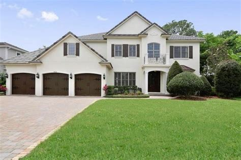 orlando luxury homes stunning country estate listed